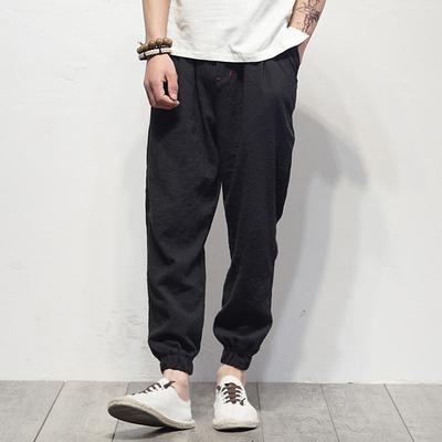 SH51 черные брюки