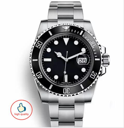 top popular Top ceramic mens mechanical stainless with logo men s luxury watches 904L mechanical watches relogio de luxo wristwatch 2020