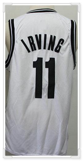 Brooklyn team 11 Irving - bianco