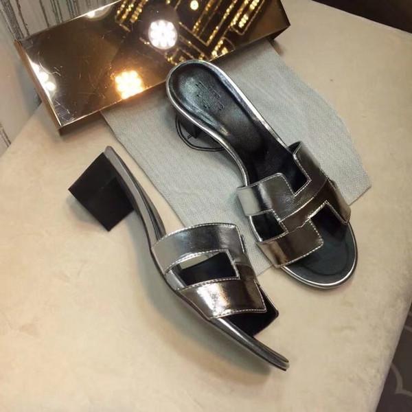 duping520 овец цвет заклинание случайные туфли на высоком каблуке серебро женщины тапочки водители сандалии слайды кроссовки тапочки из натуральной кожи