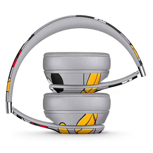 2019 NEWYEAR GIFT Edición limitada de 90 aniversario de Mickey con chip W1 para 3.0 Auriculares inalámbricos Auriculares Bluetooth Sobre-oído Calidad