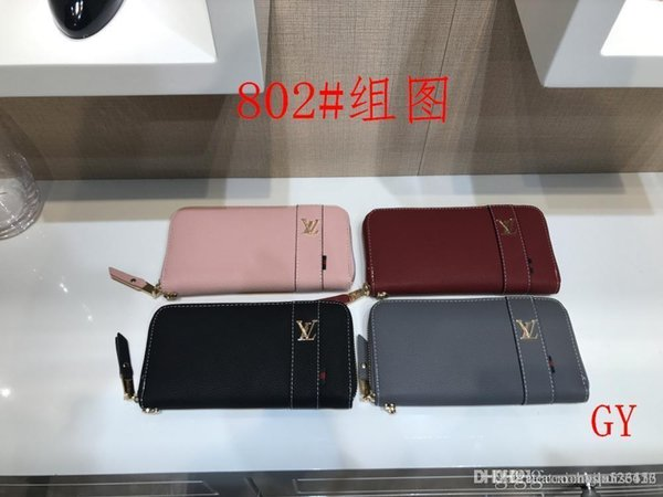802# GY Best price High Quality women Ladies Single handbag tote Shoulder backpack bag purse wallet
