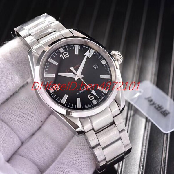 Swiss brand boutique men's watch with original automatic 8500 mechanical movement, 316 stainless steel case, diameter 40mm, 316 stainless st