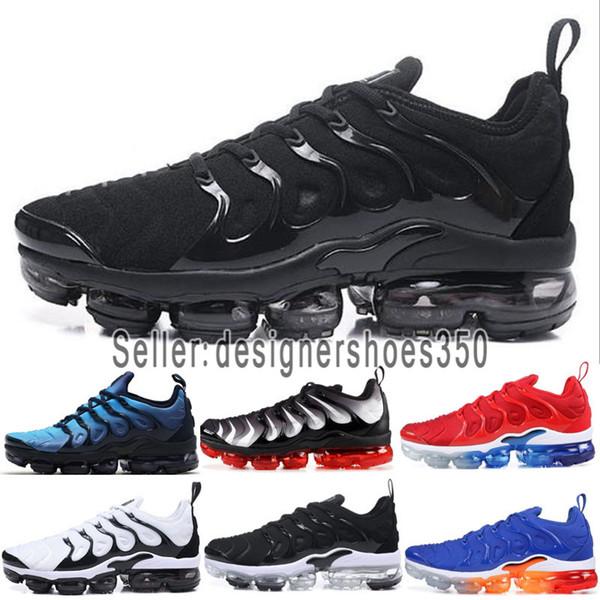 Designer men shoes Nike vapormax women TN Plus Herren- und Damenlaufschuhe Royal Smokey Mauve String Colorways Olivgrüne Designer-Turnschuhe mit drei weißen und schwarzen Trainern