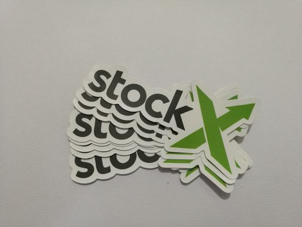 Venta caliente Verificada Auténtica Stock X Etiqueta Código QR Etiqueta x Tarjeta Verificada Auténtica Zapato Hebilla Accesorios