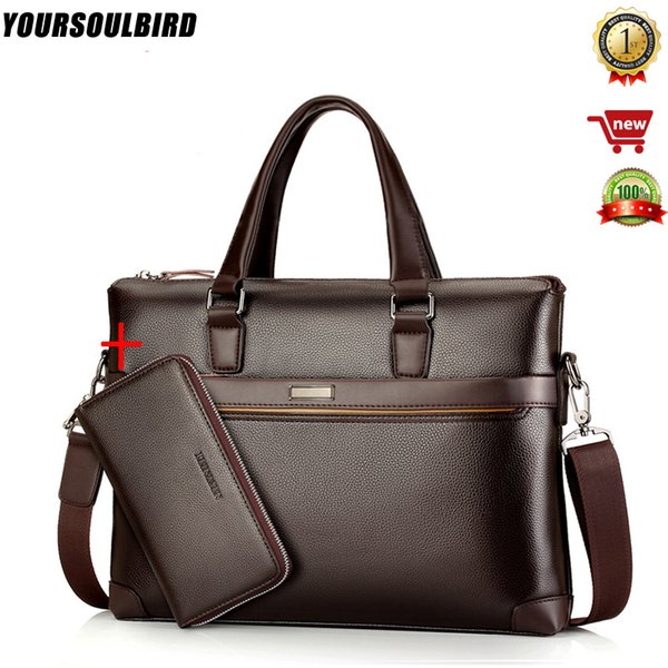 outlet boutique 50% price best sale Bolso Hombre Maleta Lawyer Sac Luxe Sacoche Homme Leather Briefcase  Messenger Lo Mas Vendido Business Office Laptop Bags For Men Filson  Briefcase Work ...