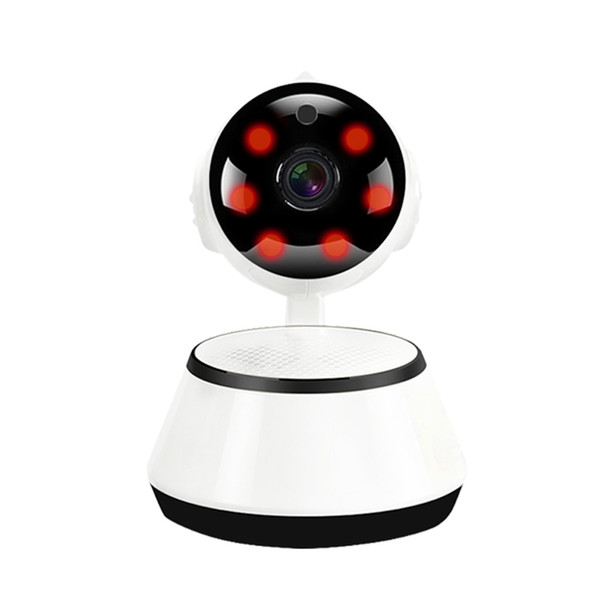 CCTV 720P WiFi Mini Baby Monitor Wireless IP Camera PTZ P2P Surveillance Security Home Video Monitor Night Vision V380