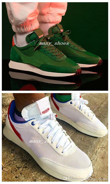 New Blazer Mid x Air Tailwind 79 Hawkins Stranger Things High School Blazers Cortez Running Shoes Running Shoes Men Designer Sneakers