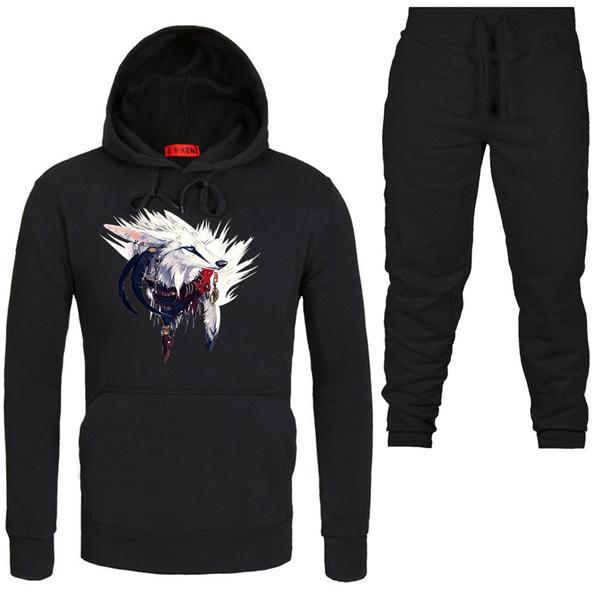 Jacket Men House Stark Sweatshirt A Song of Ice and Fire Coat Winter Camouflage Wolf Hoodie Hip Hop Streetwear