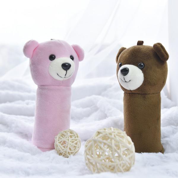 Pop2019 Baby Bring Move Stromversorgung Funktion Weihnachtsgeschenk Winter halten schöne Kleid Puppe Ladung warme Hand kostbar