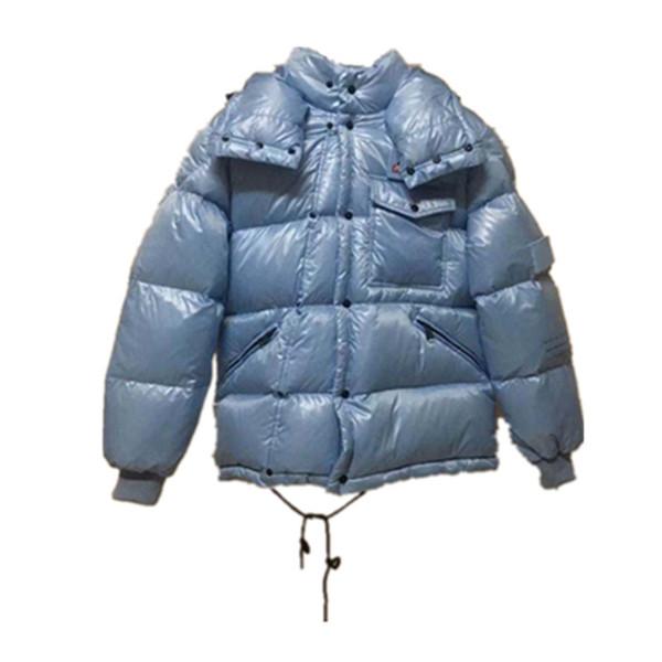 2019 Yeni Moda Tasarımcısı Ceket Palto Lüks Kadınlar Parka Sıcak Kalın Doudoune Femme Kapşonlu Kadınlar Aşağı Ceket Sıcak Satış Artı boyutu 1-5