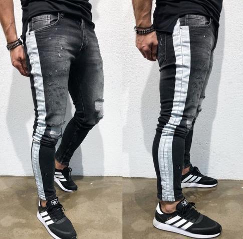 Biker Jeans 13