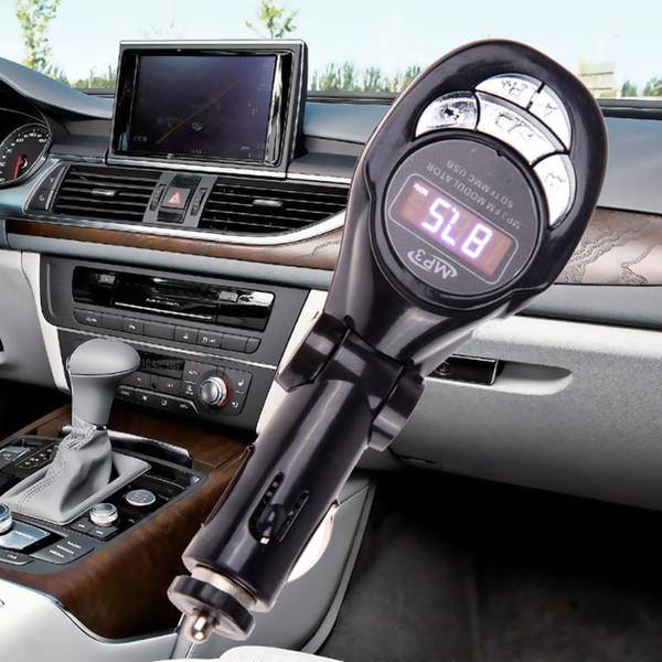 Funzione di trasmettitore FM dell'automobile del corredo di MP3 Player Wireless Multi con telecomando di deviazione standard TF MMC USB qualità Elettronica Alta