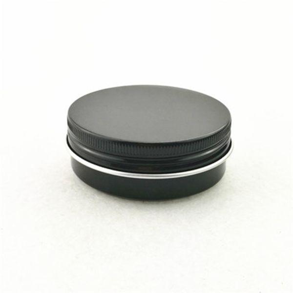 60ml noir 1 métal