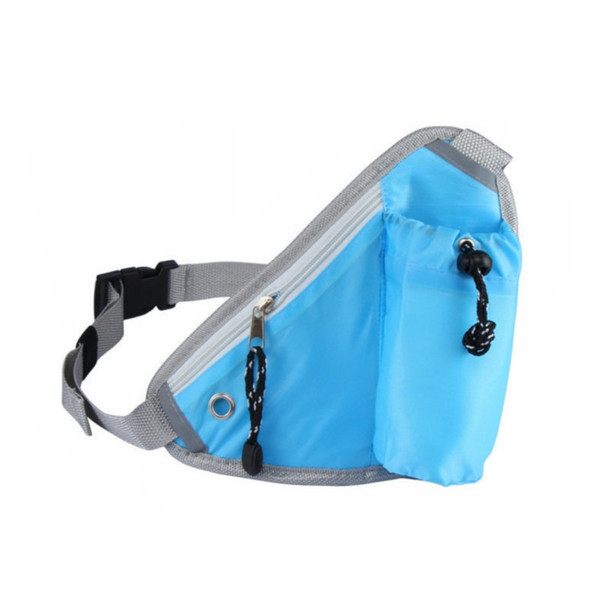 Single Strap Backpack & Waist Bag Alternative Outdoor Sport Bag Mobile Phone Key Water Bottle Container for Running Cycling #328761