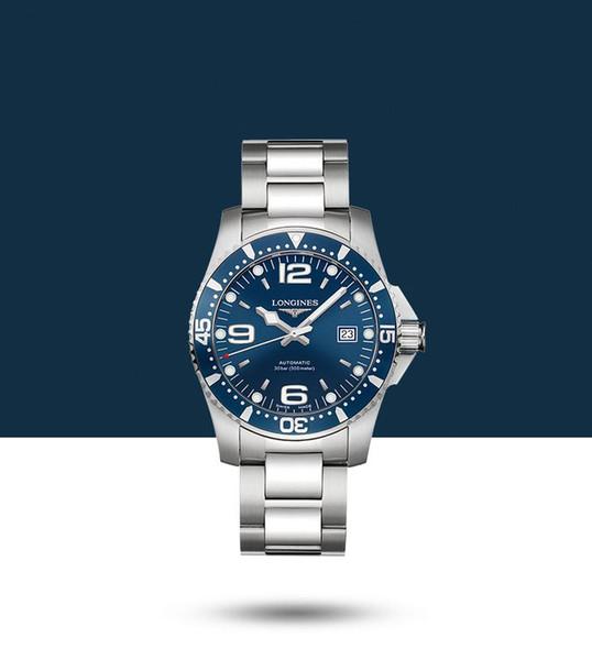 2020 Mens Watch profonde Lunette Céramique Sea-Dweller Sapphire Cystal acier inoxydable Glide verrouillage mécanique automatique Fermoir mens Watchesea00 #
