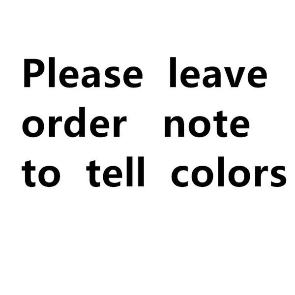الثابتة والمتنقلة ترك رسالة لاختيار الألوان