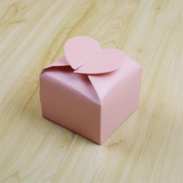 Pink 6x6x5.5cm