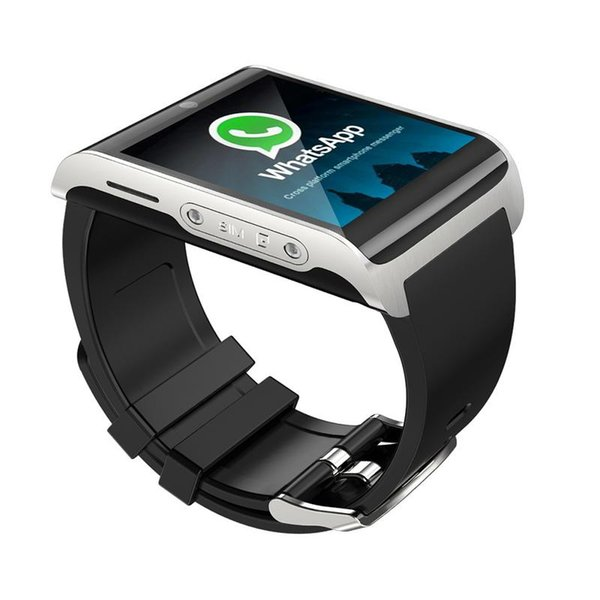 Wifi Heart Rate Monitoring Camera Watch Curved Screen Internet Phone Watch Android 4G Smart Distance Analysis
