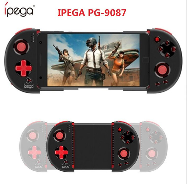 iPEGA PG-9087 PG 9087 Game Console Extendable Bluetooth Wireless Game Controller Gamepad Joystick For Android Smartphones TV Box Windows