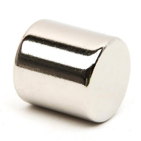 1pcs Round N52 Magnet Diameter 19.4mm x 19.8mm Rare Earth NdFeB Neodymium Permanent Magnet Very Powerful Acoustic Field Speaker