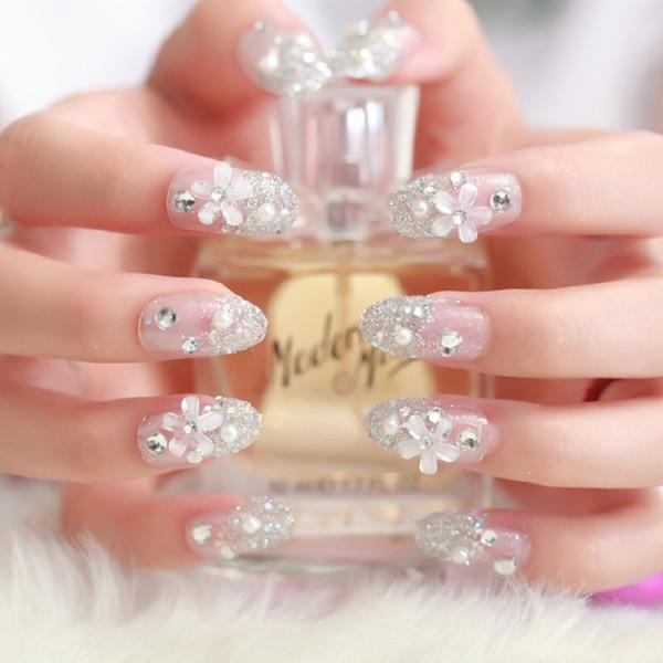 Adesivo per unghie adesivo per unghie Finto unghie per unghie prodotto finito