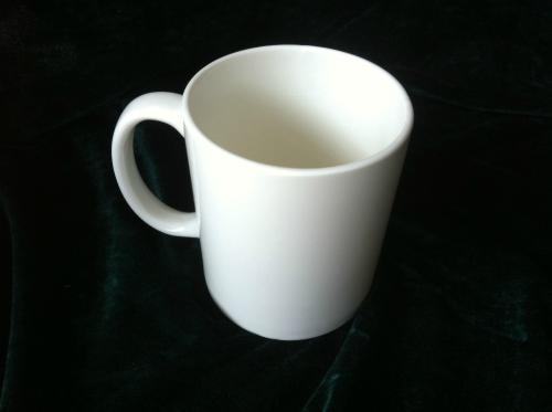 best selling Celadon craft glazedDirect Selling Creative Fashion Simple Mark Cup Coffee Cup Customized Logo Ceramic Cup