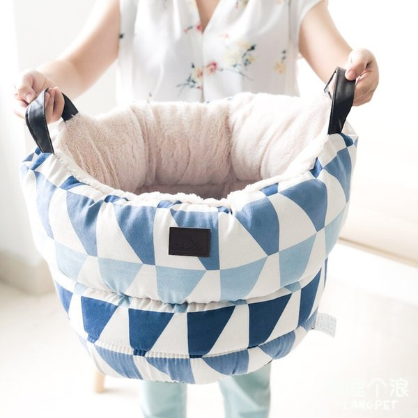 Pet Cat Kitty Bed House Hot Puppy Mini Pet Dog Bed Chihuahua Teddy Bed Estera para perros Cat Sleeping Bag Kennel