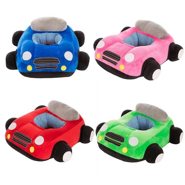 top popular Baby Care Baby Seats Sofa Toys Car Seat Support Seat Plush Without Filler Accessories 2021