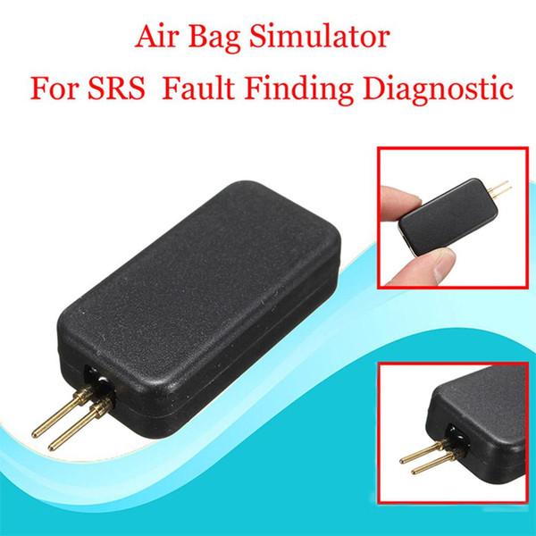 Dragonpad Universel Voitures Airbag Simulateur Émulateur Déviation SRS Air Bag Dysfonctionnement Outil De Diagnostic Accessoires De Voiture Outils