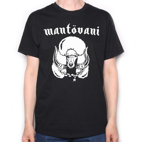 Vieux Skool Hooligans Poodle Rock Hommes Femmes Unisexe Mode tshirt Livraison Gratuite Drôle Cool Top Tee Noir