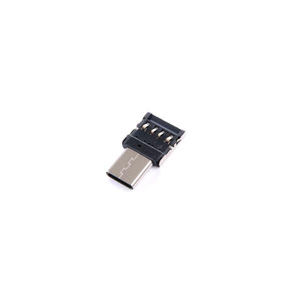C Tipi USB OTG Konnektör Adaptörü USB Flash Sürücü S8 Note8 Android Telefon için
