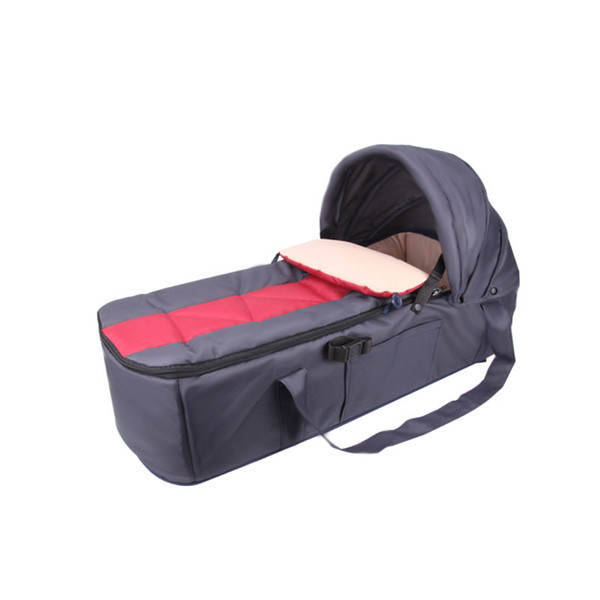 46ece4cfea Baby Basket Carriage Baby Bed Portable Out Lie Discharged Newborn Babies BB  Sleeping Basket