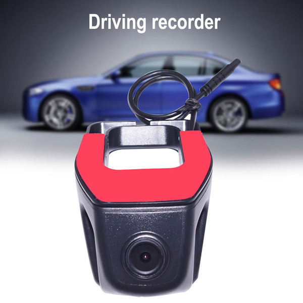 New HD 720P Camera Recorder Camera Driven Driving Recorder For Android CAR for driving Road Surveillance car dvr