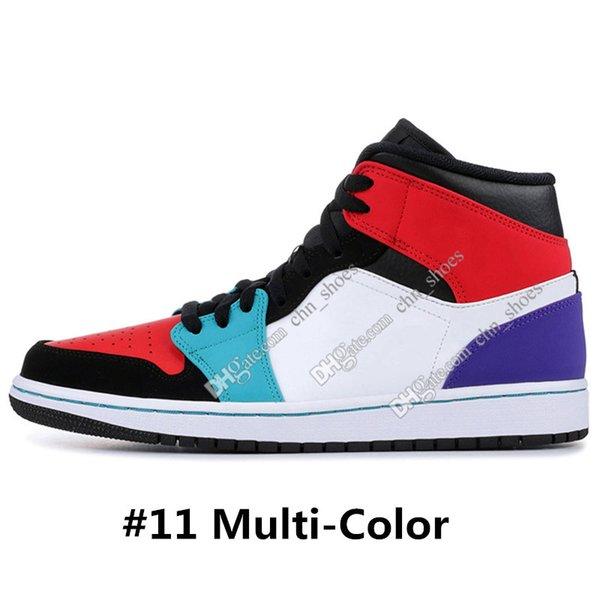 # 11 multicolore