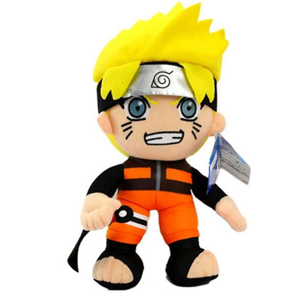 2019 nova moda 30 cm Anime Naruto Uzumaki Naruto Uzumaki Naruto Boneca de Brinquedo de Pelúcia Traje Cosplay De Pelúcia Macia Stuffed Toys Presente para As Crianças Childr