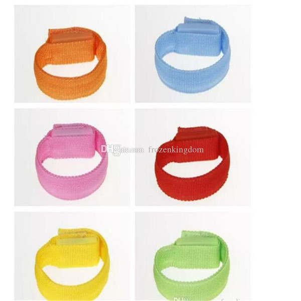 LED Bracelets Flashing Wrist Band for Event Party Concerts Bars Decoration Glowing Bicycle Running Gear Lights Up a119-a126