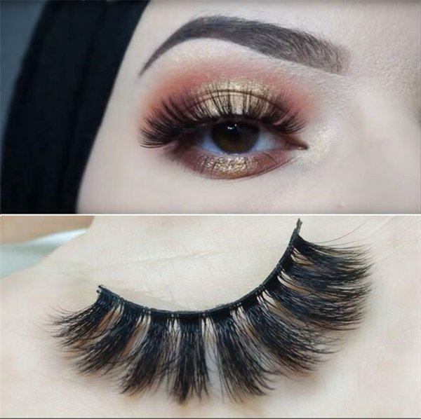 60set 3D Mink Eyelashes Eyelashes natural Eye lash Extension Sexy 5pairs/set Eyelash X158