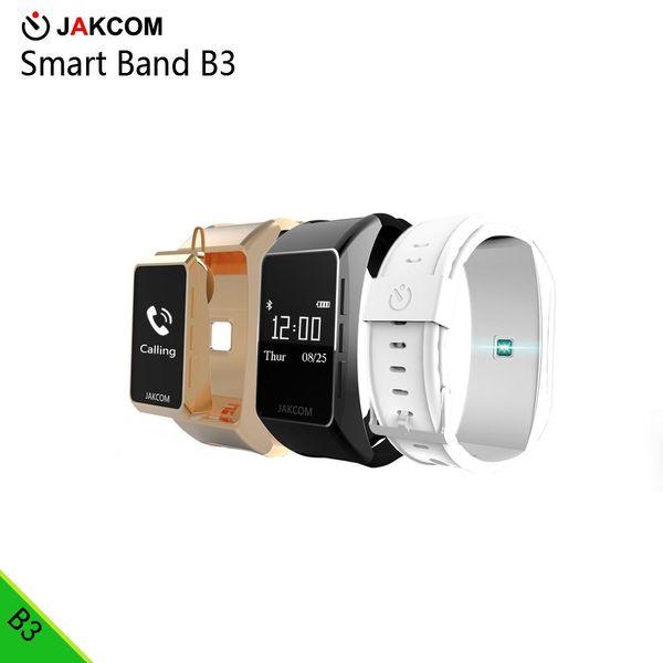 JAKCOM B3 Smart Watch Hot Sale in Smart Wristbands like mobile cover laser chariot s6 edge