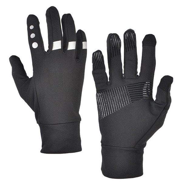 Outdoor Sports Gloves Windproof Touch Screen For Men Women Guantes Tacticos Luva Thicken Winter Windstopper Men Gloves