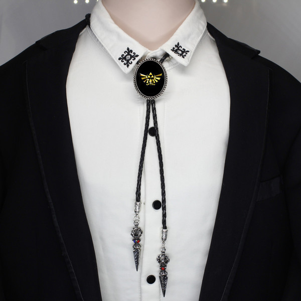 a4d1c6cd1a 2019 Hzshinling Legend Of Zelda Bolo Tie Western Cowboy Shirt Zelda Heart  Neck Tie Photo Necklace Jewelry C19041203 From Xiao0003, $17.94 | DHgate.Com