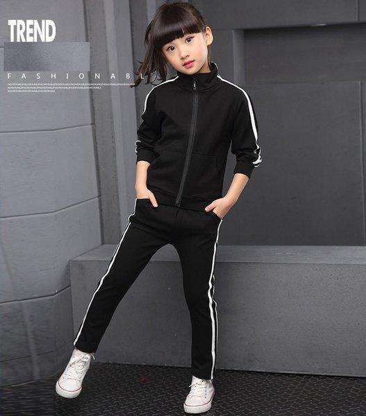 Mädchen-schwarz