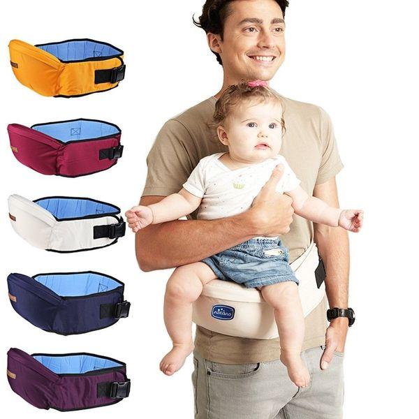 2019 Emmababy Brand New Baby Toddler Carrier Hip seat Walker Kid Sling Backpack Belt Waist Hold Hip Seat
