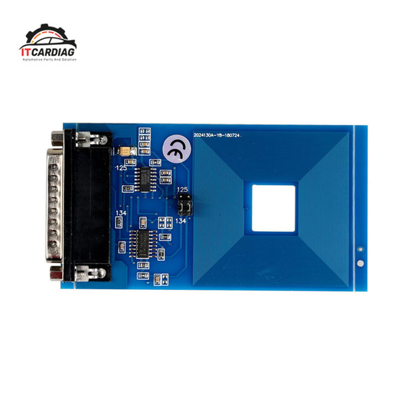 Adaptateur RFID pour programmeur IPROG + IProg Pro iProg prend en charge la correction IMMO / kilométrage / réinitialisation de l'airbag Remplacer Carprog / Digiprog / Tango