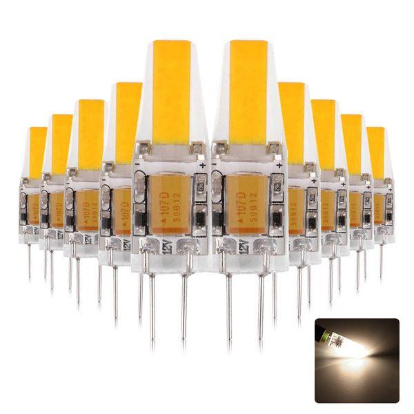 10pcs YWXLight G4 ha condotto la lampadina Bulb1505 ha condotto il candeliere che accende l'illuminazione CA / CC 12 - 24V