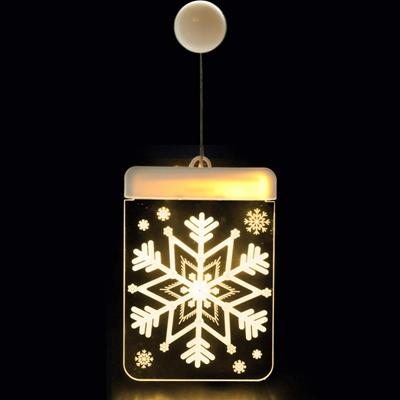Snowflake Warm White Touch Model