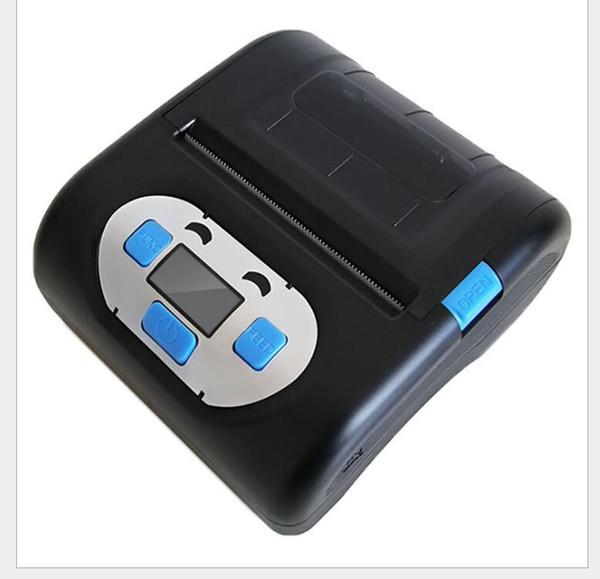 Impresora portátil expreso bluetooth electrónica sola etiqueta de 80 mm impresora