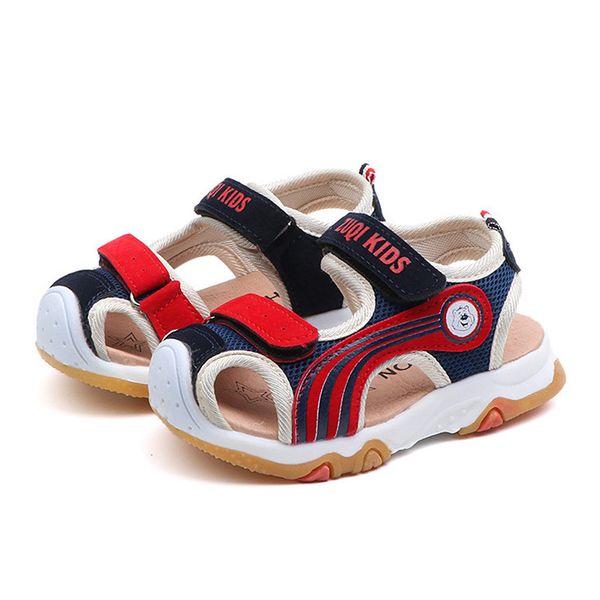 TELOTUNY Kinder Schuhe 2019 Neue Kinder Infant Kinder Baby GirlsBoys Sommer Closed Toe Strand Schuhe Mode Sandalen Turnschuhe MARC12