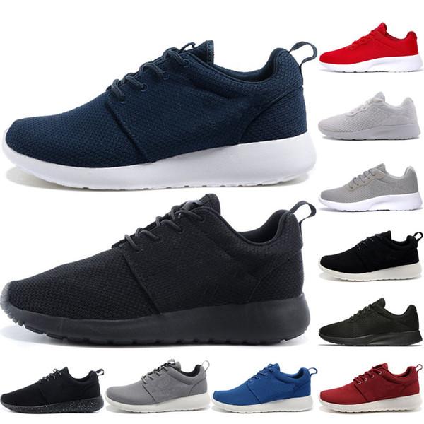 Sonderangebot Von Boutique Neue Nike Roshe One GrauWeiß
