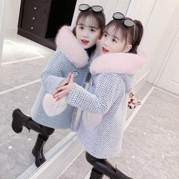 grey-Fur collar